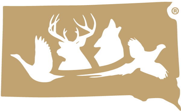 South Dakota Hunting Logo